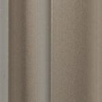 Champagne anodised aluminium sliding wardrobe door frame & track image