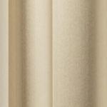 Gold anodised aluminium sliding wardrobe door frame & track image