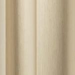 Brushed Gold aluminium sliding wardrobe door frame and track sample