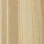 Maple sliding door  wardrobe door frame