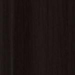 Wenge steel sliding wardrobe door frame and track