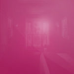 Fushia Pink Glass for sliding wardrobe doors