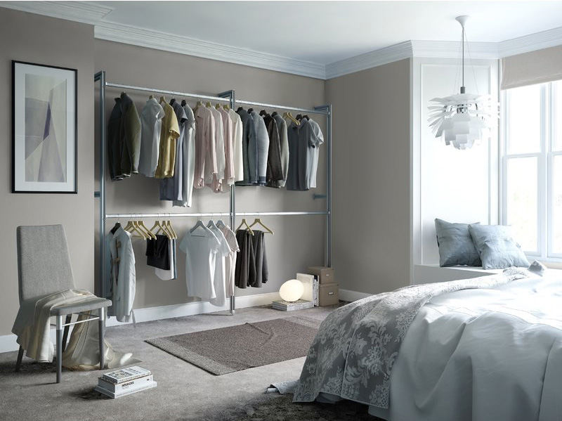 Space Pro Relax Wardrobe Interior Storage System Kit 4
